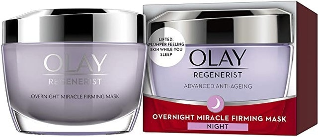 Olay Regenerist Overnight Miracle Firming Mask 1