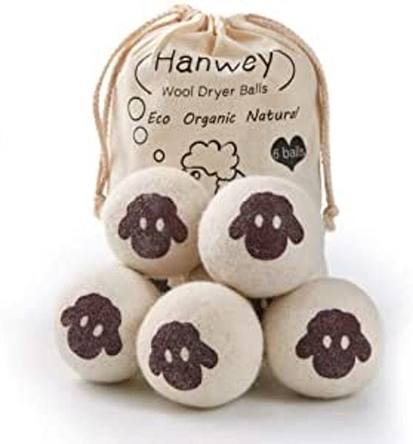 Hanway Wool Dryer Balls 1