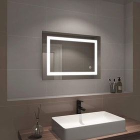 Top 10 Best Bathroom Mirrors in the UK 2021 (Croydex, Neue Design and More) 1