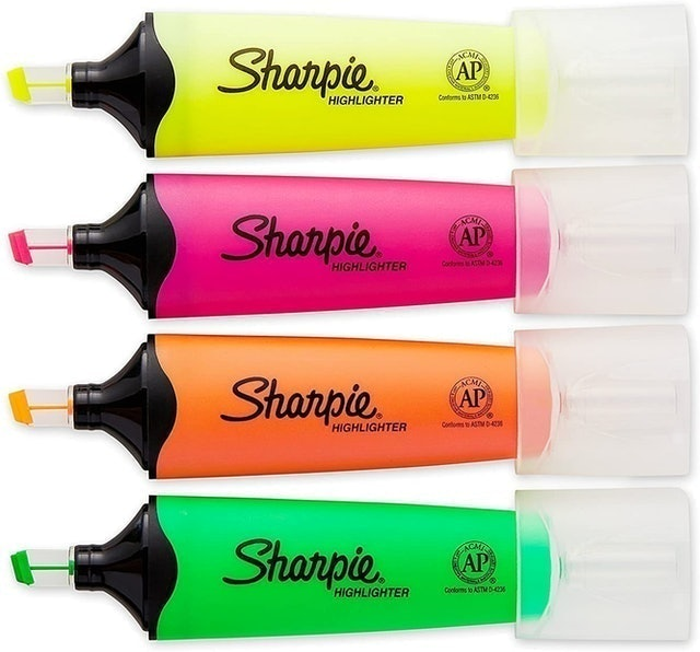 Sharpie  Clear View Highlighter 1