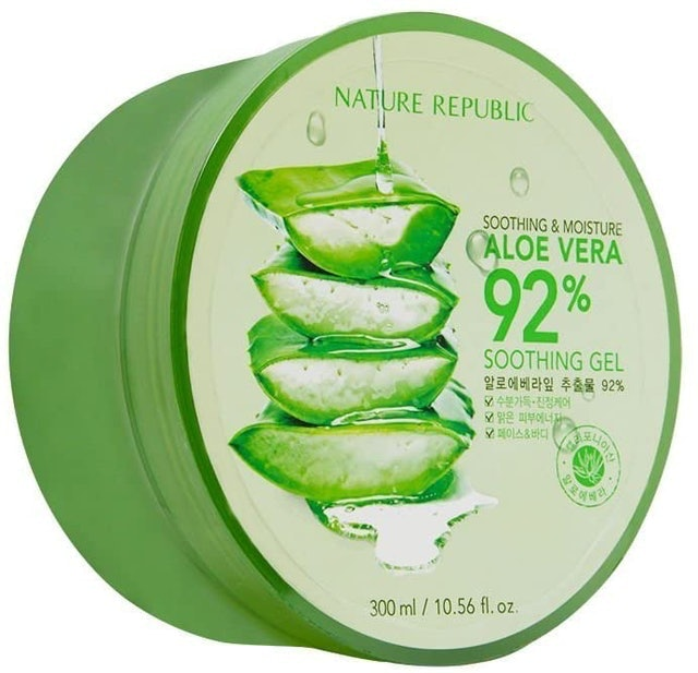 Nature Republic  Soothing & Moisture Aloe Vera 92% Gel 1