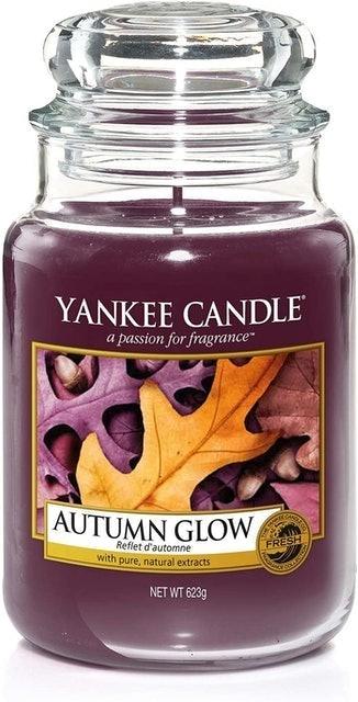 Yankee Candle Autumn Glow 1