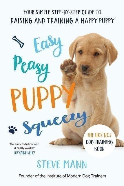 Steve Mann Easy Peasy Puppy Squeezy 1