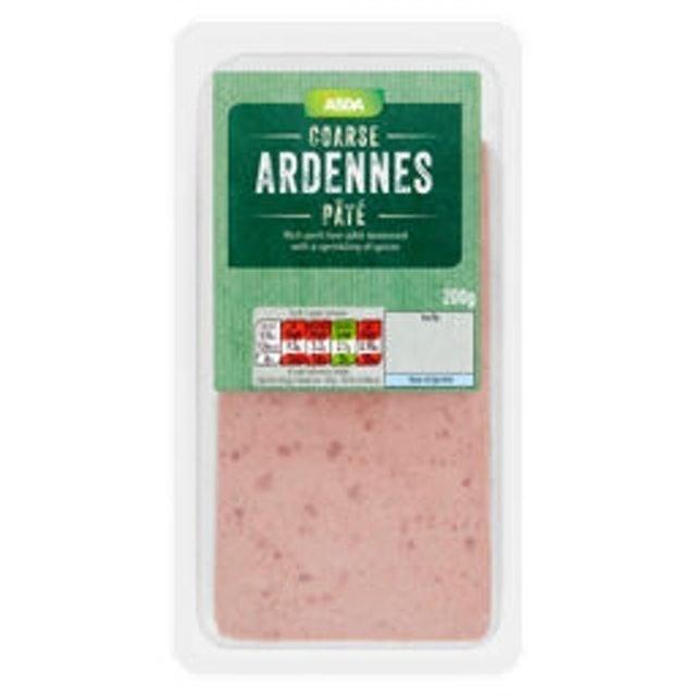 ASDA Coarse Ardennes Pâté 1