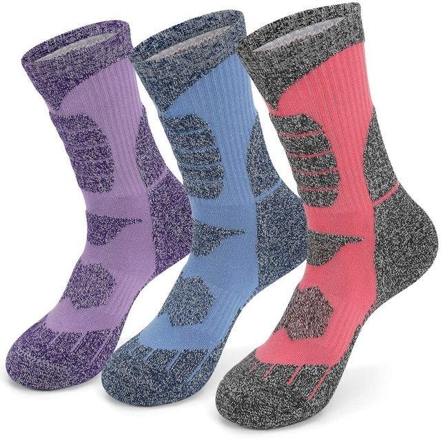 Kooogear Women's Hiking Socks  1