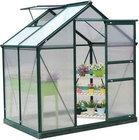 Top 10 Best Small Greenhouses in the UK 2021 (Palram, Outsunny and More) 5