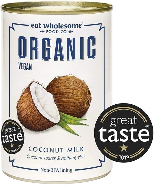 Eat Wholesome Food Co. Organic Coconut Milk 1