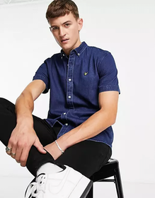 Top 10 Best Men's Denim Shirts in the UK 2021 (Levi's, River Island and More) 4