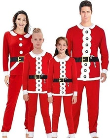 Top 10 Best Family Christmas Pyjamas in the UK 2020 (Hatley, Harrystore PJs and More) 4