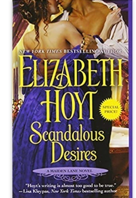Elizabeth Hoyt Scandalous Desires 1