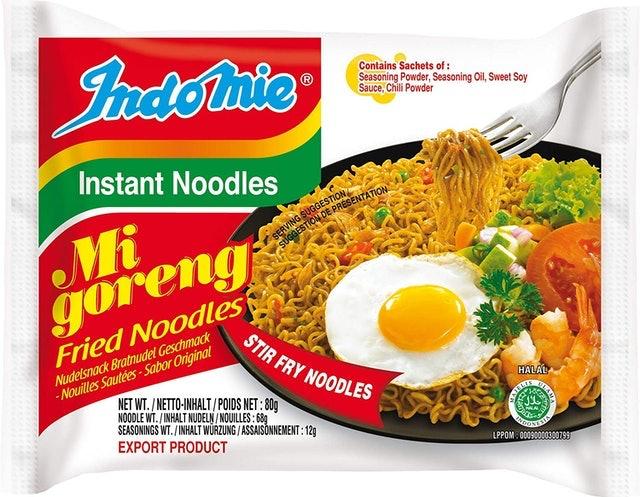 Indo Mie Mi Goreng Fried Noodles  1