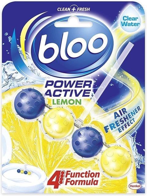 Bloo Power Active Toilet Rim Block 1