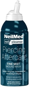Top 10 Best Piercing Aftercare Products in the UK 2021 (H2Ocean, NeilMed and More) 3