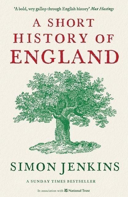 Simon Jenkins A Short History of England 1