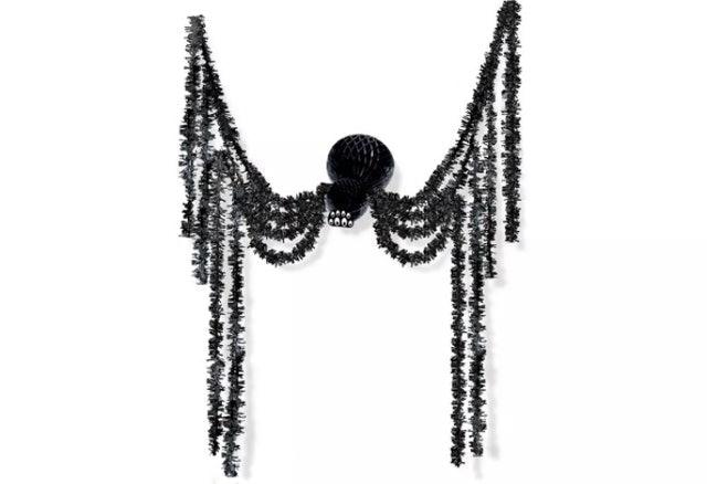 Argos Home Giant Halloween Spider Decoration 1
