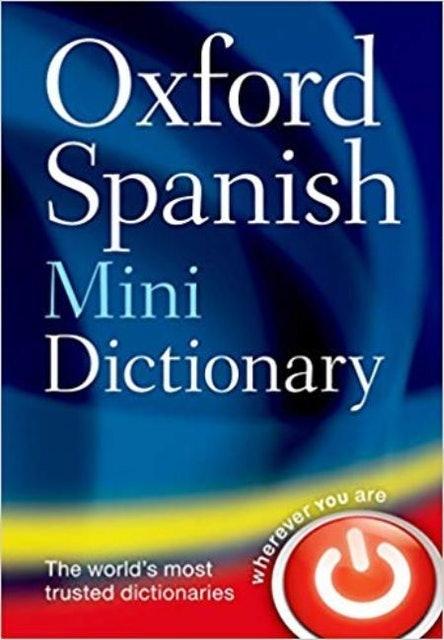 Oxford  Mini Spanish Dictionary 1
