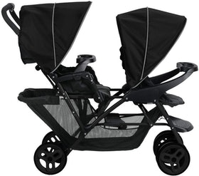 Top 10 Best Double Buggies in the UK 2021 (Out 'N' About, Chicco and More) 5
