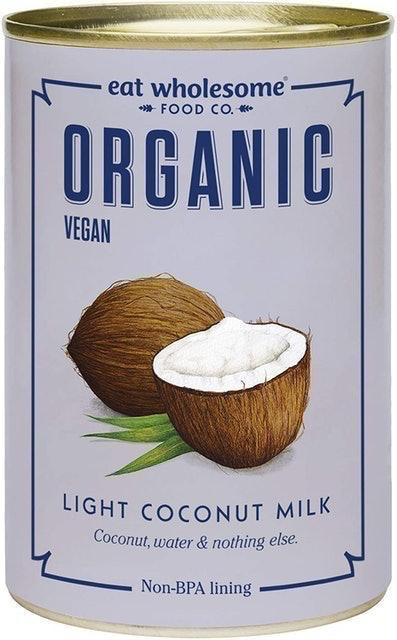 Eat Wholesome Food Co. Organic Light Coconut Milk 1