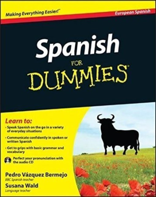 Pedro Vázquez Bermejo & Susana Wald  Spanish for Dummies (European Spanish Edition) 1