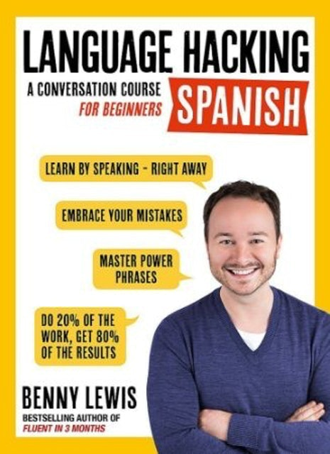 Benny Lewis Language Hacking: A Conversation Course for Beginners 1