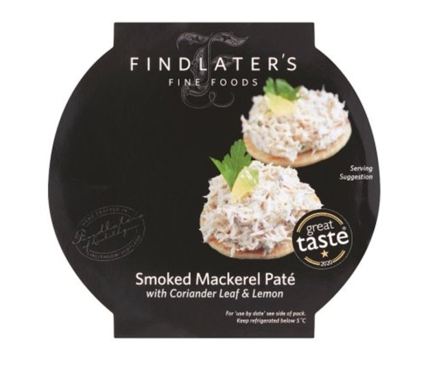 Findlater's  Smoked Mackerel Paté 1
