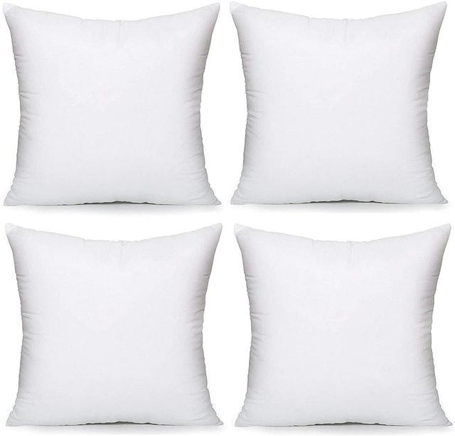 E4Emporium  Hollowfibre Cushion Pads 1