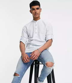 Top 10 Best Linen Shirts for Men in the UK 2021 (Banana Republic, River Island, AllSaints and More) 2