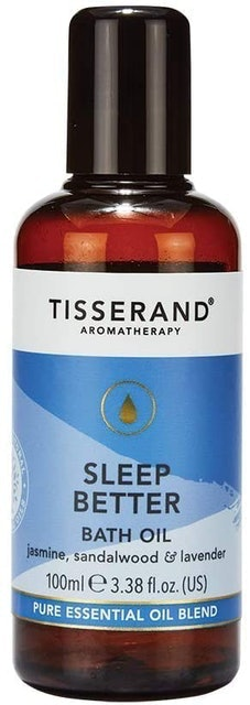 Tisserand Sleep Better Bath Oil 1