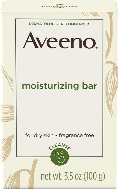 Aveeno  Moisturising Bar for Dry Skin  1