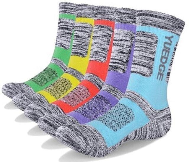 Yuedge Women's Outdoor Socks  1