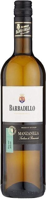 Barbadillo Manzanilla Dry Sherry 1
