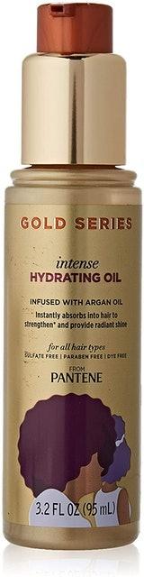 Pantene Gold Series  Intense Hydrating Hair Oil 1
