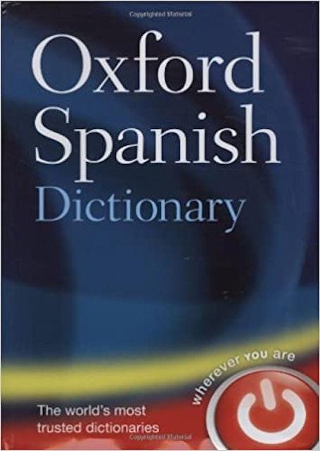 Oxford Spanish Dictionary 1