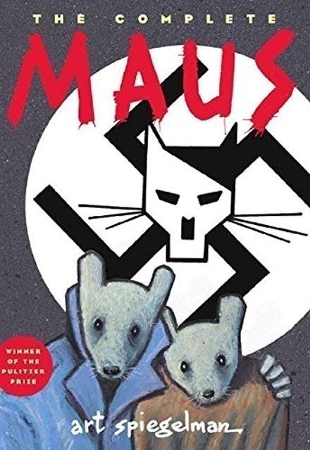 Art Spiegelman The Complete MAUS 1