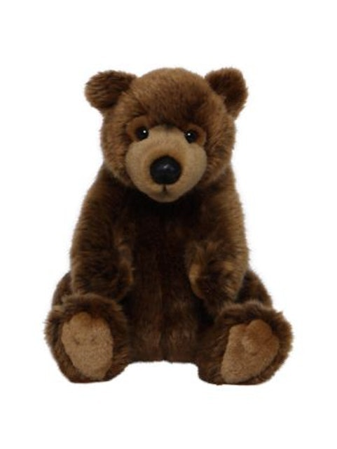 Living Nature  Brown Bear Soft Toy 1