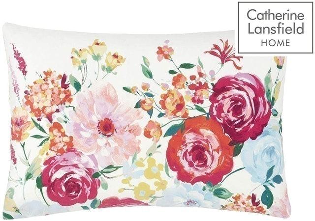 Catherine Lansfield Salisbury Boudoir Cushion 1