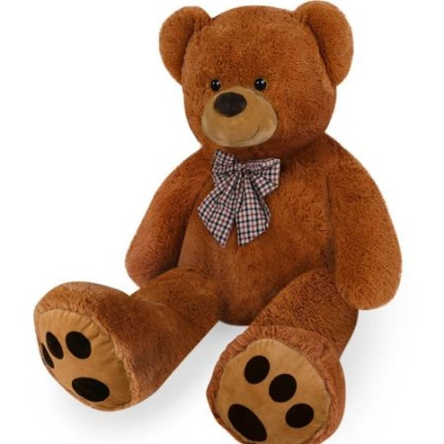 Deuba  XXL Brown Teddy Bear 1