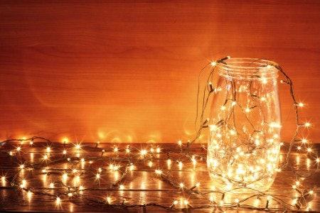 Warm Light for a Golden Glow