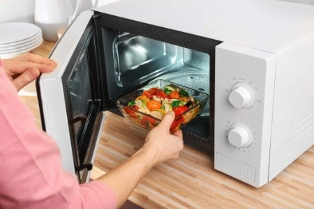 Make Sure it is Microwave and Dishwasher Safe!