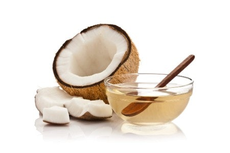 Hydrate With Coconut Oil, Argan Oil or Shea Butter, Depending on Your Hair's Oiliness