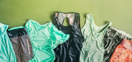 Choose Moisture-Wicking Fabric if You Tend to Work Up a Sweat
