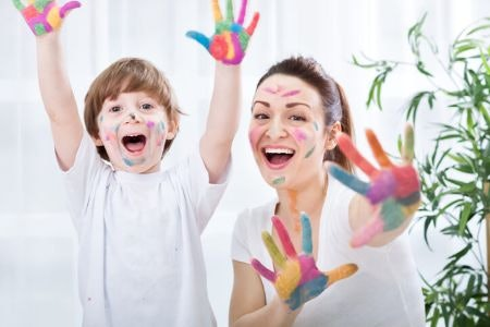 Look Out for Non-Toxic Dyes – Especially When Tie-Dyeing With Kids!