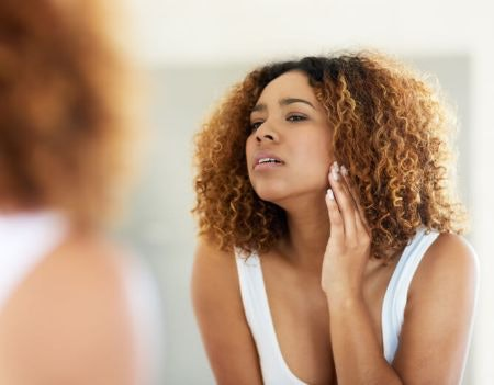 Silicones and Bismuth Oxychloride Can Be Irritating to Sensitive Skin