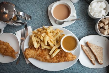 Try Chip Shop Curry Sauce for a Proper British Take on Curry