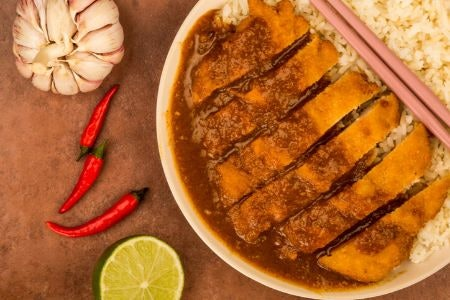 Japanese Curry – Has a Hearty Texture and Works Well With a Range of Meat and Veg
