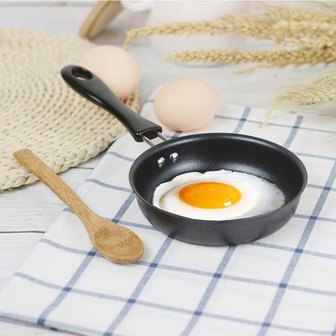 Buy a One Egg Pan for Flawless Fried Eggs Every Time
