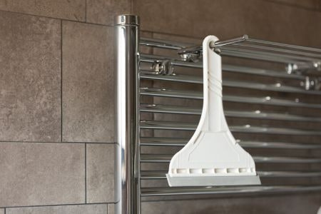 Hung or Attached to the Wall; How Do You Want Your Squeegee to Be Stored?