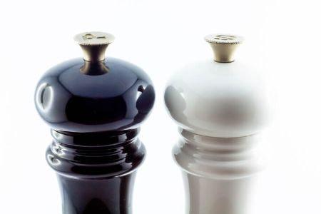 Choose Between Individual Grinders for Salt or Pepper, or a Set for Both