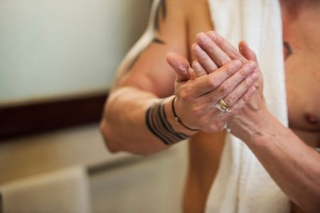 Tattoo Soaps: Antibacterial and Non-Scented Cleaners Used for the First Few Weeks