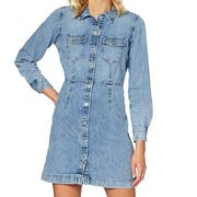 Top 10 Best Denim Dresses in the UK 2021 (Levi's, Hollister and More)